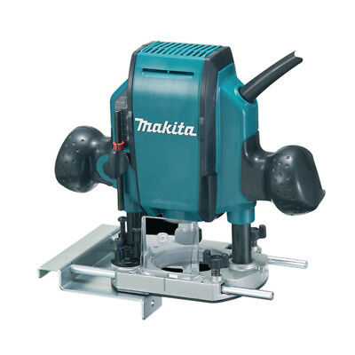 Makita  RP0900X ¼in and 3/8in Plunge Router 110V
