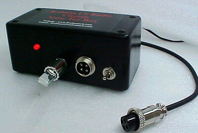Redman Cb or 10 meter radio Echo Dual Control Rf Limited Noise Toy Box  4 Pin