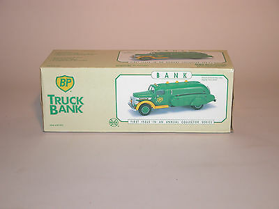 1995 BP TRUCK BANK 1st ISSUE IN AN ANNUAL COLLECTOR SERIES CHINA MINT