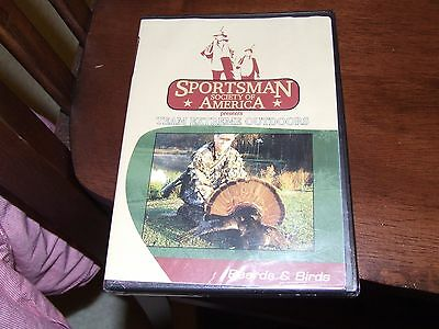 Sportsman Society of America Team Extreme outdoors DVD Beards & Birds NEW Duck