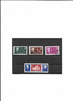 Timbres Roumanie