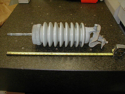 Large High Voltage Insulator for Tesla Project