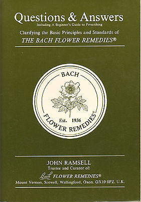 QUESTIONS & ANSWERS (BACH FLOWER REMEDIES) - John Ramsell