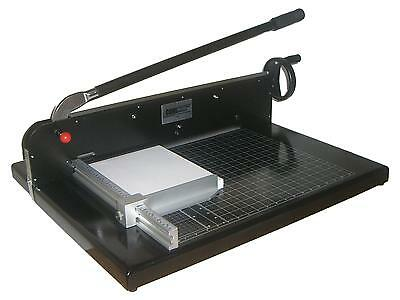 "New Come 9770Ez 19"" Heavy Duty Guillotine Paper Cutter Stack Paper Cutter"