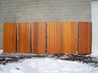 2 available  matching pine log cabin doors  (LCD 7)