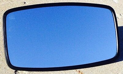 "Universal Farm Tractor Mirror, Super Size 9"" x 16"", great for Massey Ferguson"