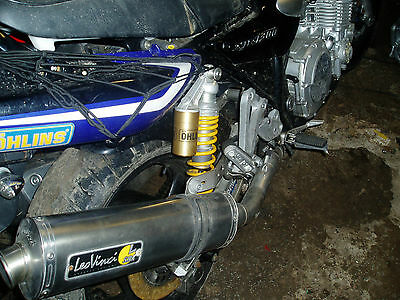 2002 Yamaha XJR 1300  OHLINS  rear Shock Absorbers BIKE BREAKING FOR SPARES