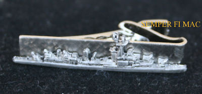 USS Converse DD-509 TIE BAR PIN UP DESTROYER US NAVY WORLD WAR 2 KOREA VIETNAM