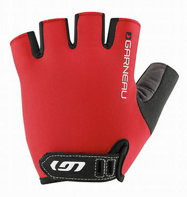 Louis Garneau 1 Calory Bike Gloves Red