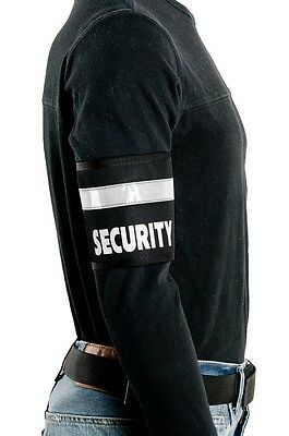 Security Arm Band, Reflective, Safety, Custom, Arm Band