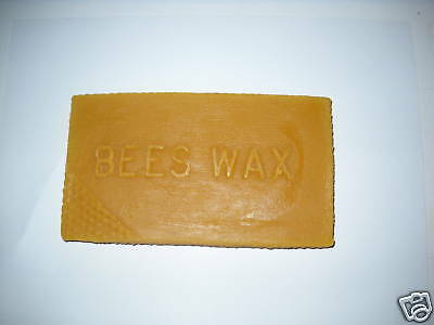 1 Pound Pure Beeswax - Golden Yellow Bees Wax - Free Shipping