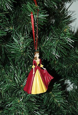 Belle, Beauty and The Beast Christmas Ornament