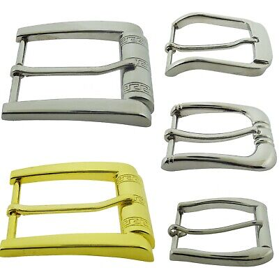 "Single Prong Belt Buckle Wholesale Lot up to 1 1/2"" (38 mm) Strap Belt Leather"