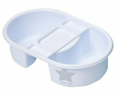 Strata Baby Bathing Top N Tail Bowl - Silver Lining