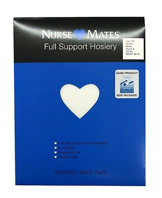Nurse Mates Full Support Pantyhose