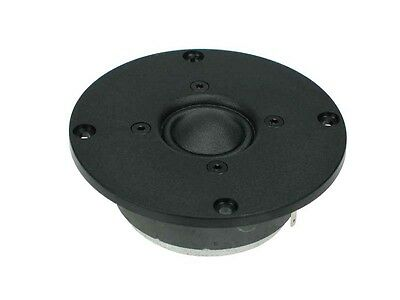 Seas H0831-06 27TFF - Tweeter 6 Ohm cupola morbida