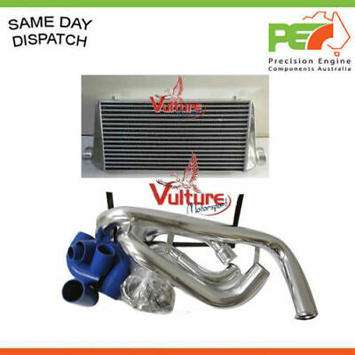 """New Intercooler & Intercooler Piping Kit For Holden Commodore VL Turbo RB30ET 3"""""""