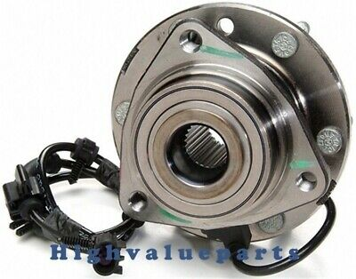 513188 Front Left or Right  Wheel Bearing & Hub Assembly FOR 04-07 BUICK RAINIER