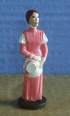 TOY SOLDIERS C. DICKENS A CHRISTMAS CAROL VICTORIAN WOMAN  54MM