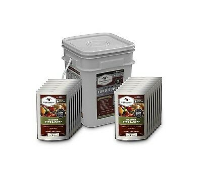 New MRE Case Of 60 Sealed MRES Entree Meal Only 25 Year Shelf Life
