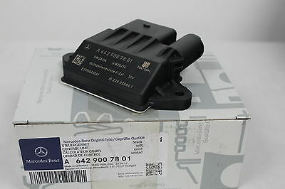 Genuine Mercedes-Benz OM642 V6 Glow Plug Control Unit Relay A642900780187 NEW