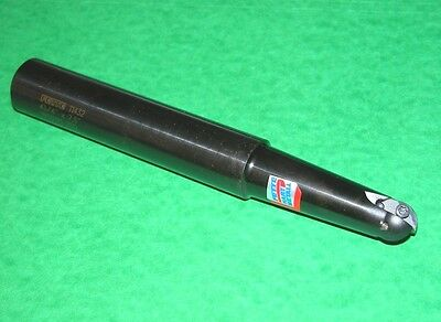 """NEW LMT FETTE .750"""" Indexable Ball Nose End Mill (11432)"""