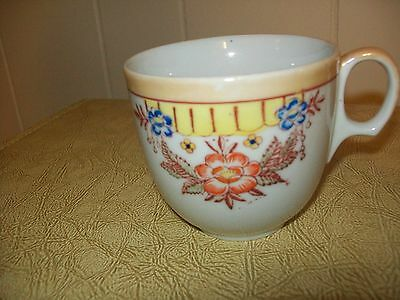 occupied Japan, cup