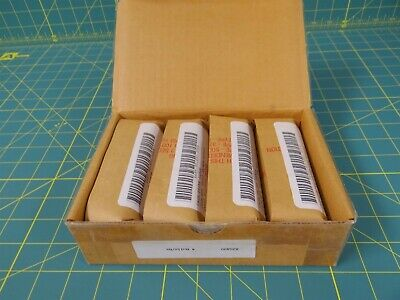 """Taylor 82S400 Chart Paper  4"""" Transcope Recorder NSN 6685-00-891-3269 *BOX OF 4*"""
