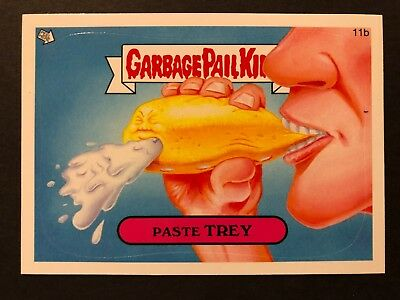 Garbage Pail Kids 2014 Series 1 #27a Rotten Art Mint