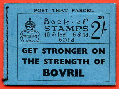 """SG. BC2. """" 2/- """". Edition Number 381. Edward VIII. A very fine example"""