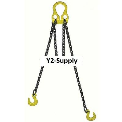"NEW! Adjust-A-Link Chain Sling 10 Ft. Long 1/2"" Chain!!"