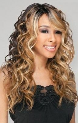 Bently - Freetress Equal Synthetic Deep Invisible Part Lace Front Wig