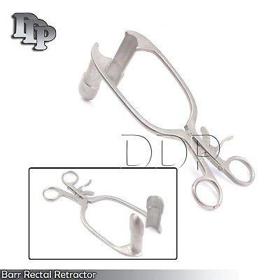 """Barr Rectal Retractor 8.5"""" ANAL OB-GYNO SURGICAL DDP INSTRUMENTS"""