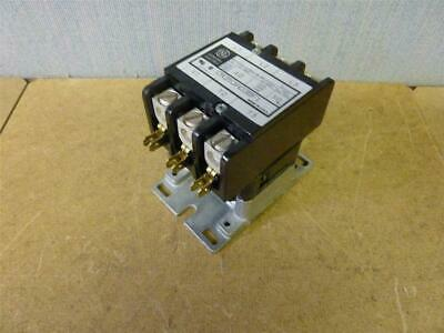 General Electric CR353AD3BF1 Contactor 40 FLA Coil 277V 50/60Hz (9544)