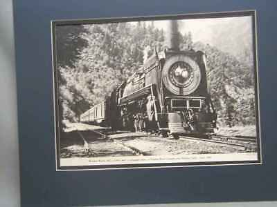 Railroad Art Fisher 17X20 Wyo UP # 4022 Big Boy at Dale full color