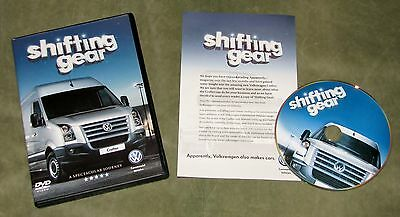 Volkswagen Crafter Shifting Gear Promotional Dvd