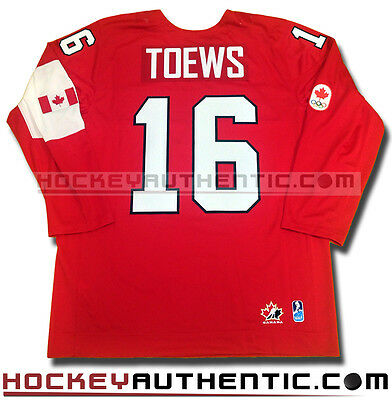 Jonathan Toews 2014 Team Canada Red Jersey New Sochi Olympics