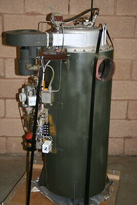 Water heater Oil fired 24V Stainless steel Potable water Unused
