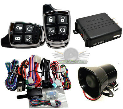 Code Alarm CA6151 Car Alarm And Remote Start / Keyless Entry  CA-6151