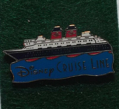 DCL Disney Cruise Line Ship Pin