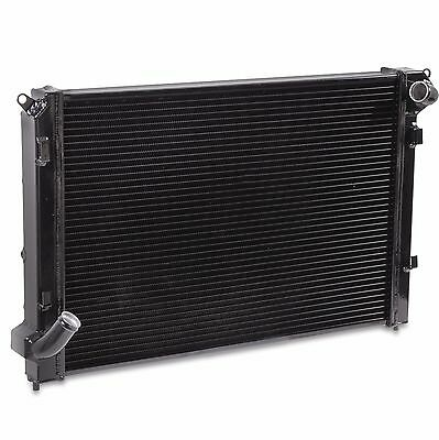 42Mm Black Alloy Radiator For Bmw Mini R50 R52 R53 Cooper S Jcw Supercharged