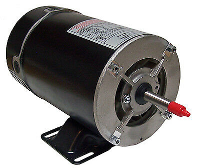 1HP Hot Tub Spa Pool Motor 115 volts, 1 Speed - BN25V1