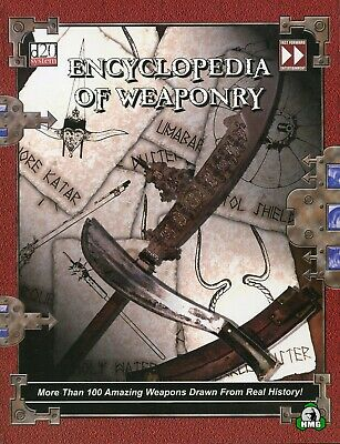 d20: Encyclopedia of Weaponry (New)