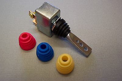 Toggle Switch Spst On-Off 50 Amp @ 12 Volts / Heavy Duty