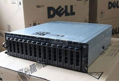 New! Dell PowerVault MD1000 with 15x HDD Caddy