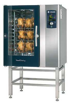 Oven C1.10 Houno Combination Includes Stand Electric