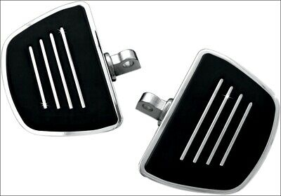 Kuryakyn Chrome Premium Mini Boards with Male Mount Adapters Harley Goldwing