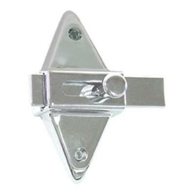 Partition Stall Latch for Restroom Bathroom Door (one only) chrome 38100