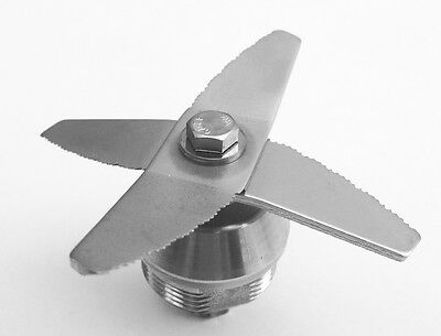Ice Blade Assembly for Blenders, Replacement for Vita-Mix 1151 (TOP QUALITY)
