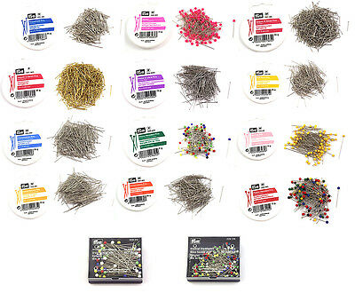 Prym Pins - Choose From 14 Types - Dressmakers, Quilting, Sequin and Glass Head